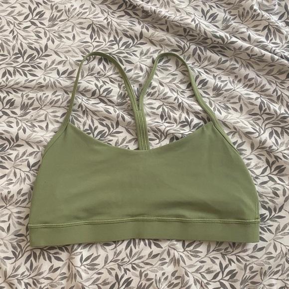Flow Y bra size 10